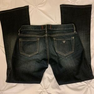 GUESS JEANS. SIZE 25